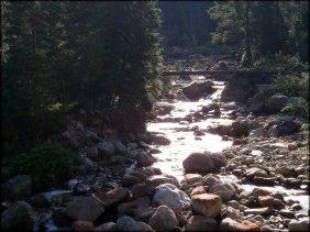 Dolina Suchej Wody - 23 lipca 2013