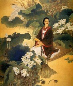 Китайские гравюры.