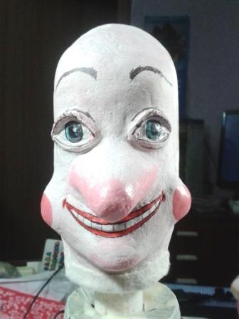 Кукольный театр своими руками. Папье - маше.