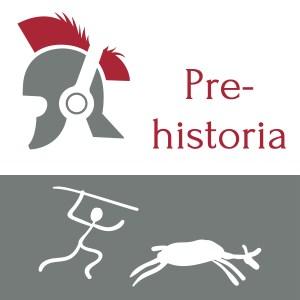 Categoría del podcast: la prehistoria