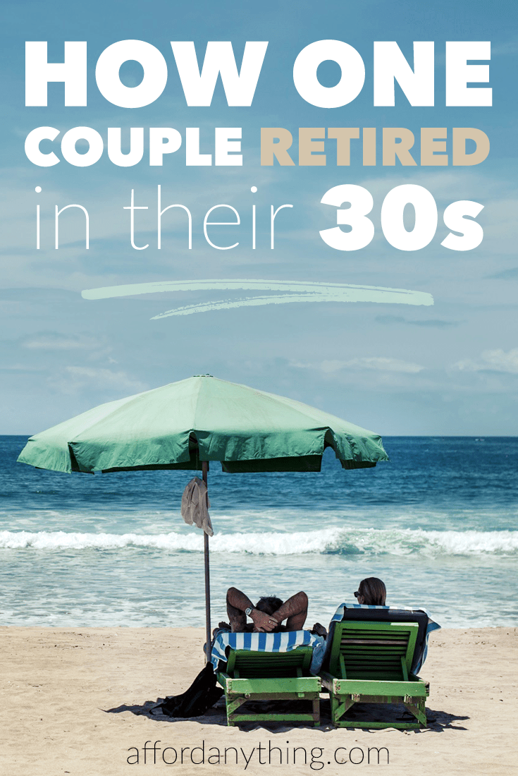 How two people went from consumers to early retirement within 10 years. Plus: tips on saving and hacking taxes!