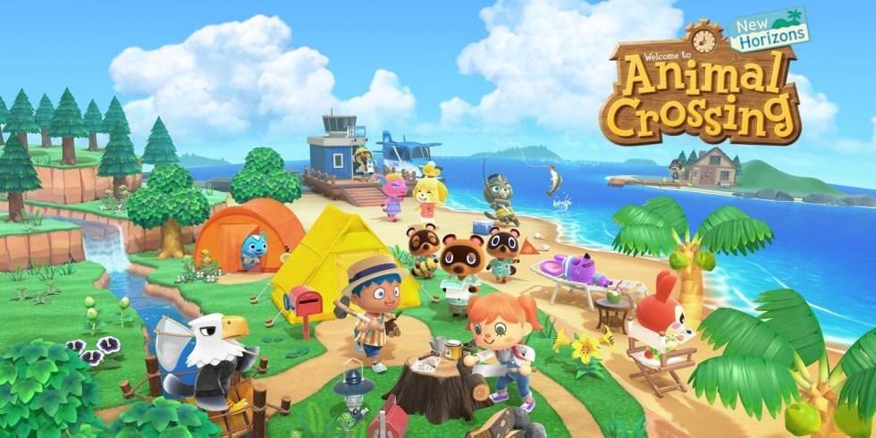 Animal Crossing New Horizons podcast