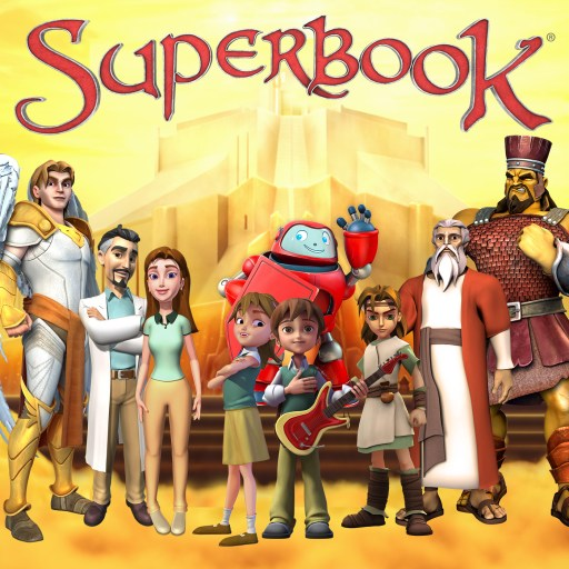 Superbook Video Podcast