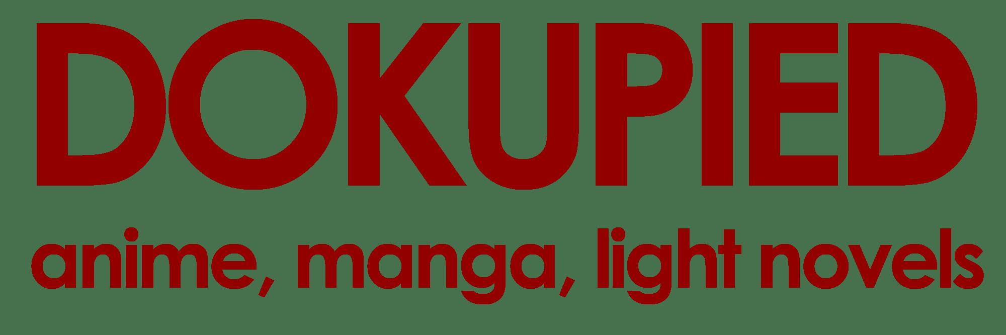 Logo for dokupied podcast