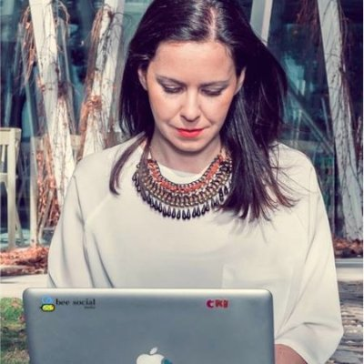 Redes Sociales en las Empresas Cristina Alcázar