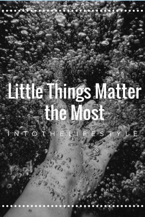 Episode 47 – Little Things Matter the Most