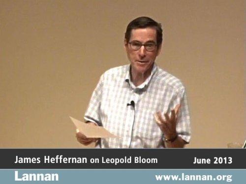 James Heffernan on Leopold Bloom