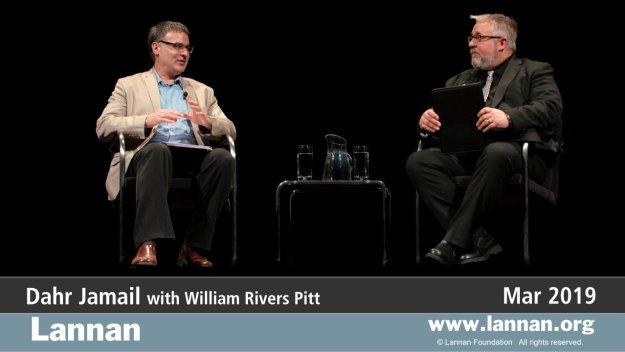 Dahr Jamail with William Rivers Pitt