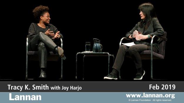 Trady K. Smith with Joy Harjo