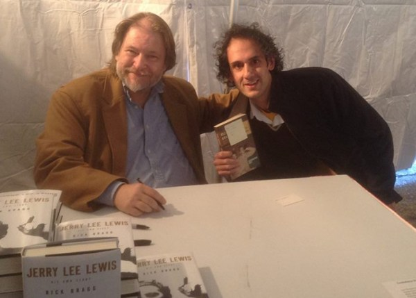 Nick and Rick Bragg