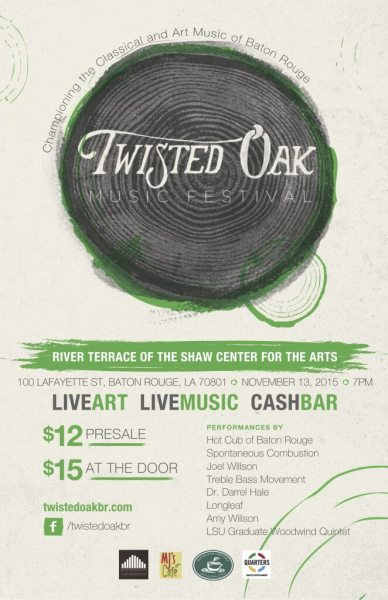 Twisted Oak Music Festival