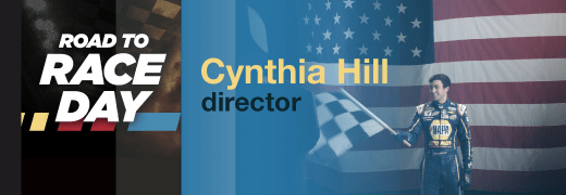 Director Cynthia Hill on The nsavides Podcast