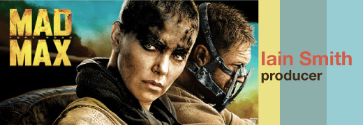 Mad Max producer Iain Smith podcast interview