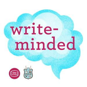 Write-minded Podcast Cover