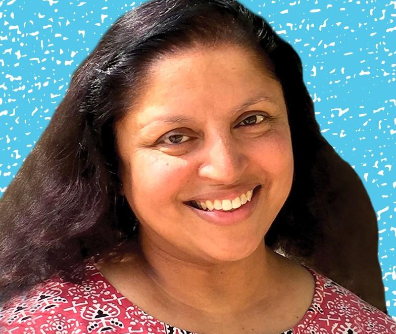 Creating in Uncertainty, featuring Devi S. Laskar