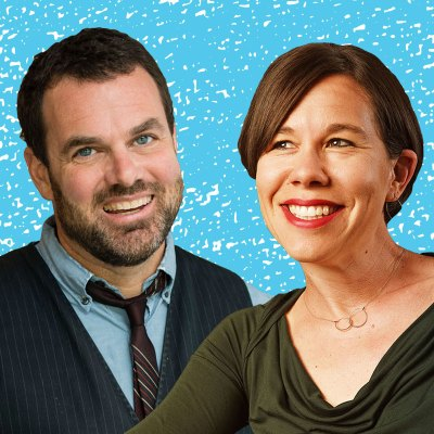 Happy New Year—and Getting Back to Normal? featuring Brooke Warner and Grant Faulkner