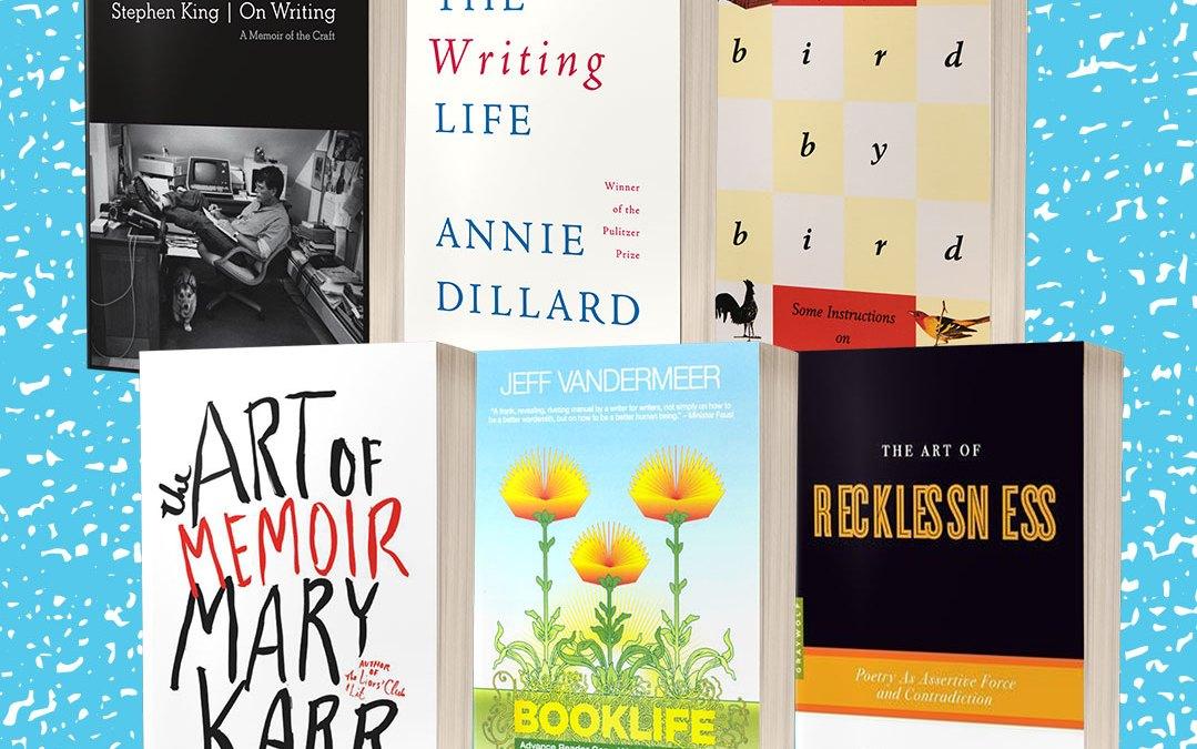 Favorite Writing Books, featuring Grant Faulkner & Brooke Warner
