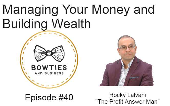 Managing Money and Building Wealth