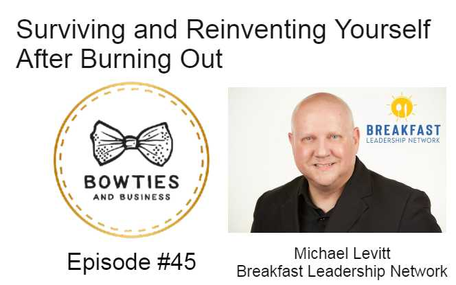 Surviving and Reinventing Yourself After Burning Out