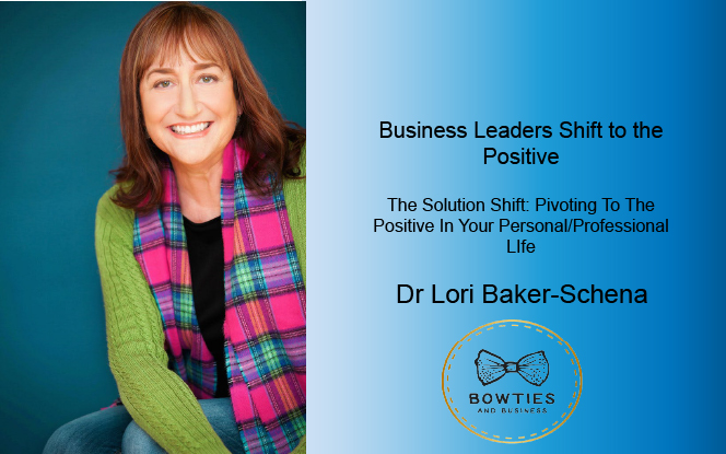 Business Leaders Shift to the Positive