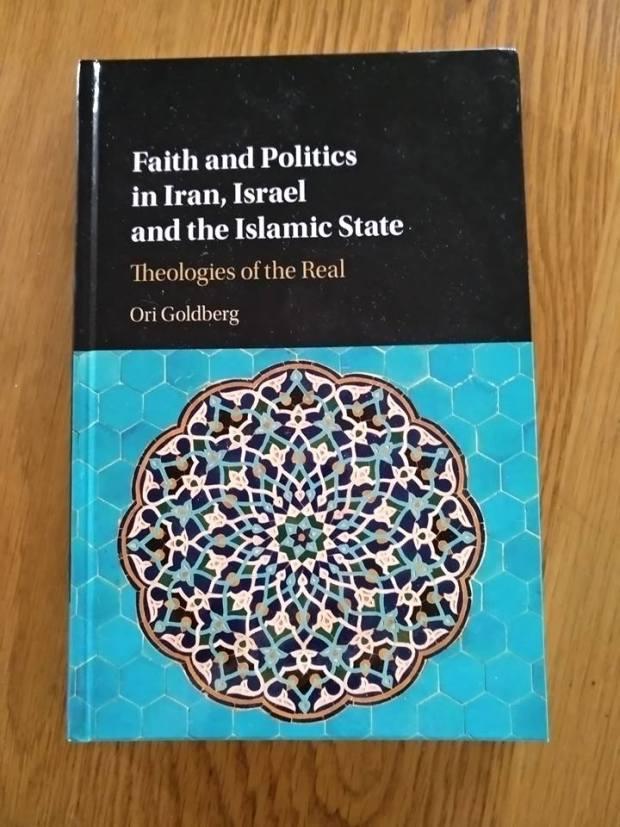 Ori Goldberg Book ISIS Iran Israel