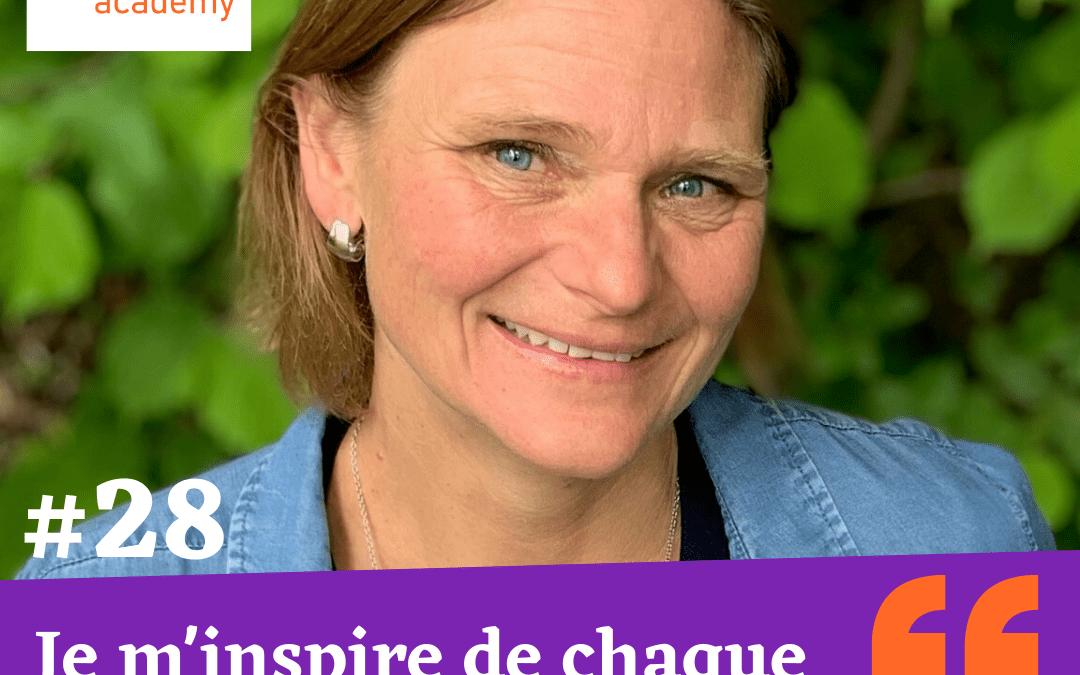 #28 Je m'inspire de chaque conversation – Diane Borcard