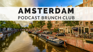 Podcast Brunch Club chapter in Amsterdam