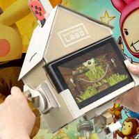 Estação 64 - Nintendo a 3 #88 - Nintendo Labo, Detective Pikachu e Scribblenauts Showdown