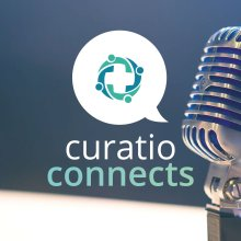 Curation Connect podcast cover art