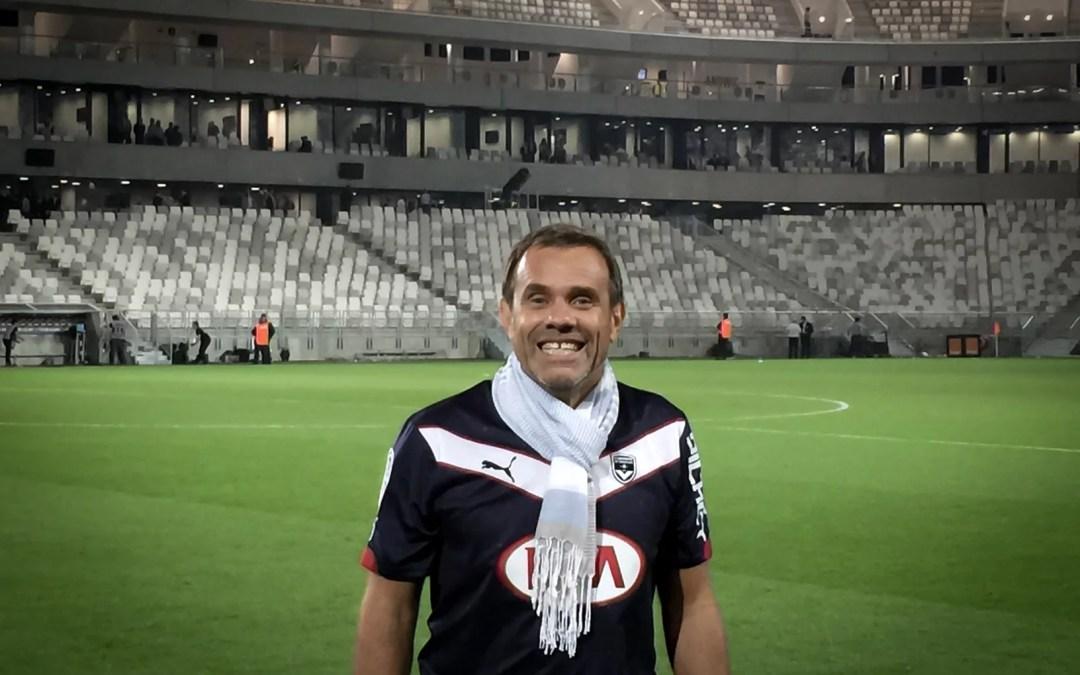 Pascal Rigo, les Girondins au cœur