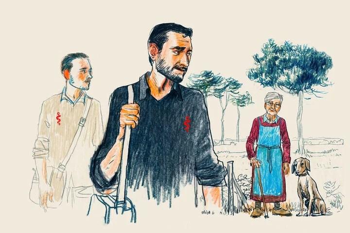 Infirmiers de campagne, un sacerdoce heureux