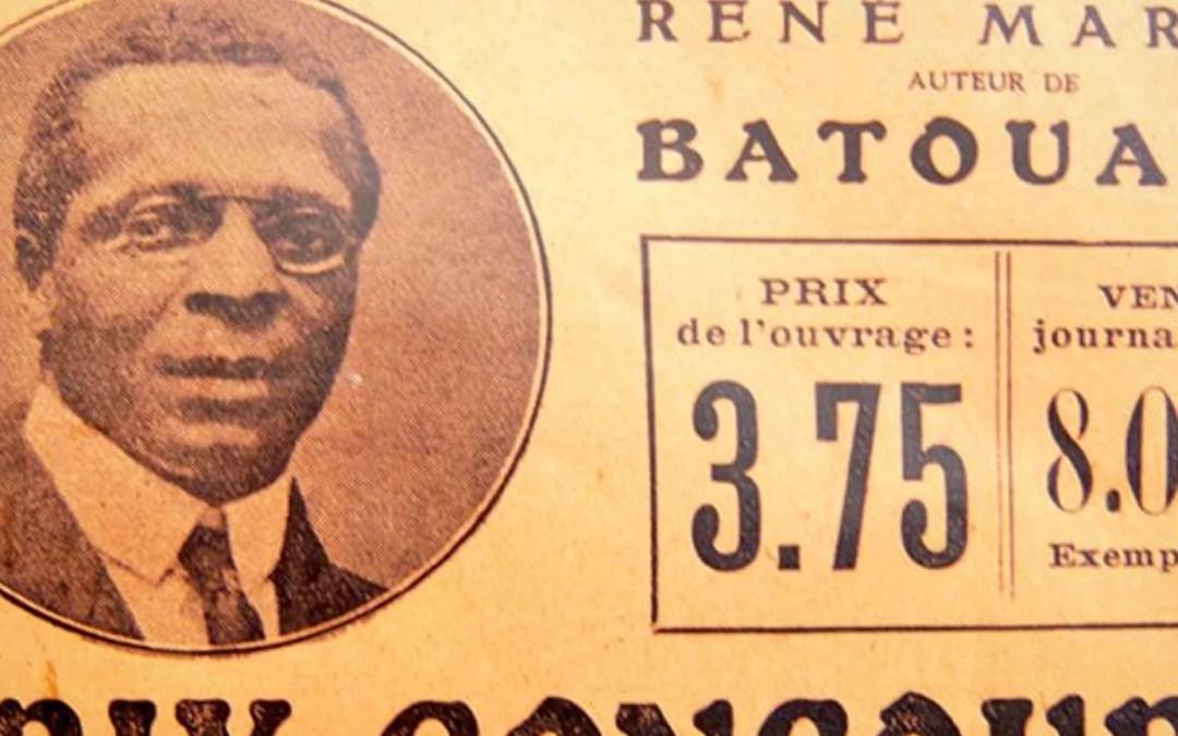 René Maran, premier Goncourt noir et figure de l'anticolonialisme