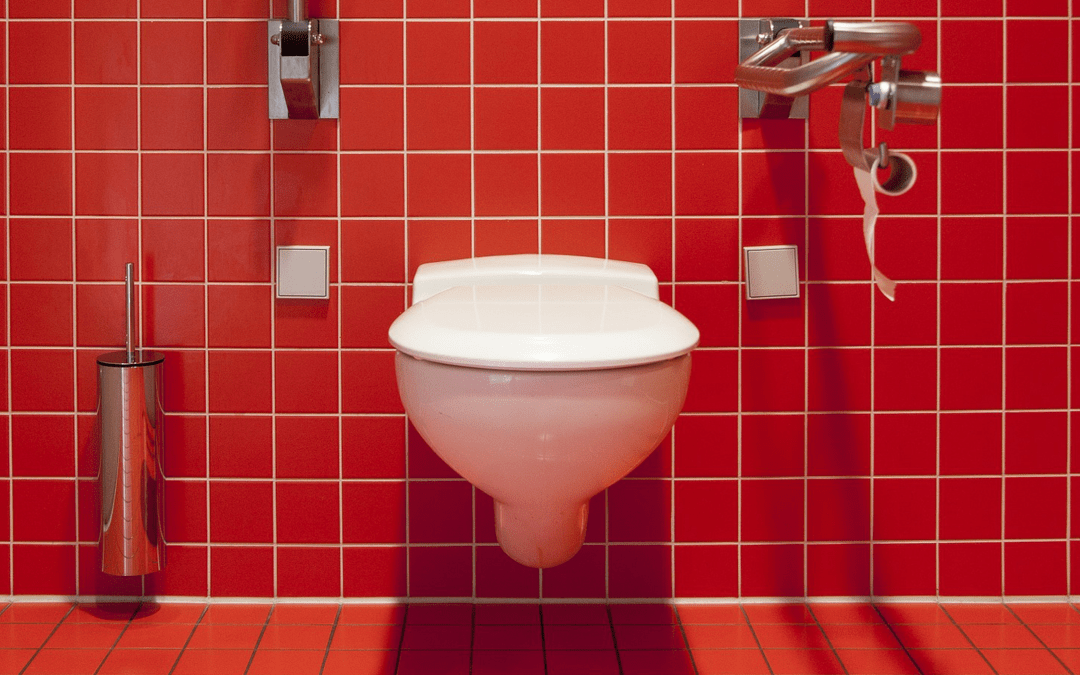 Toilettes publiques, le grand désordre