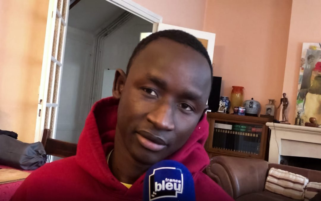 Blaye veut sauver son boulanger malien