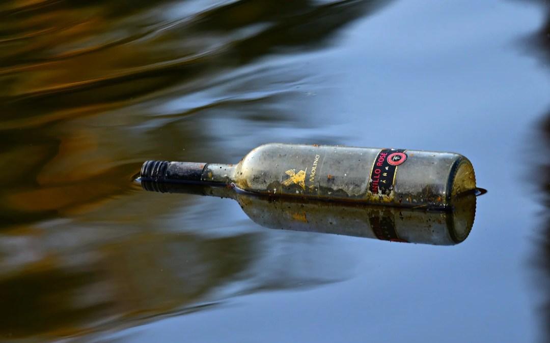 Conservation du vin sous l'eau : coup de com ou coup de génie ?