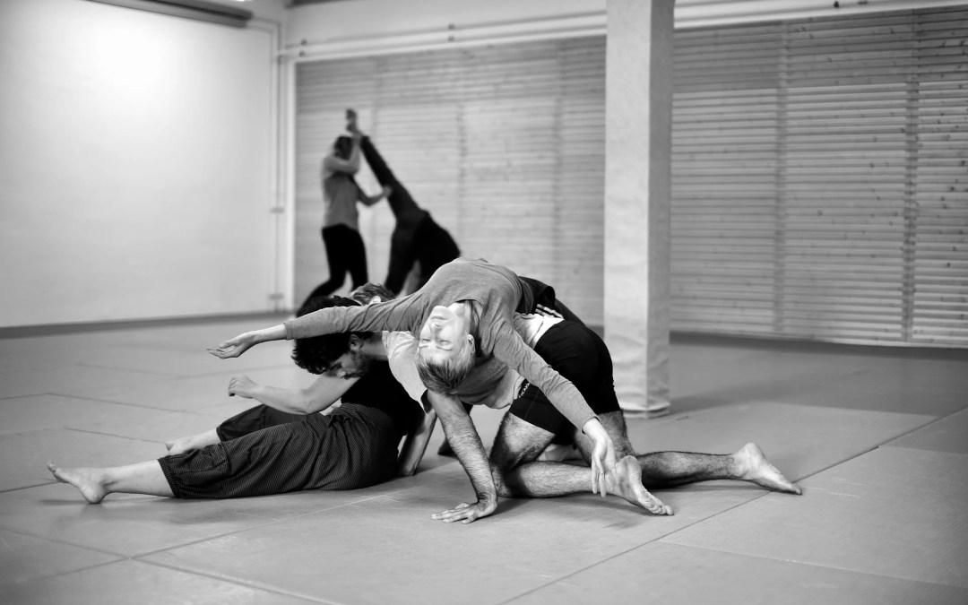 Pedro Pauwels, la danse et le mélange des arts