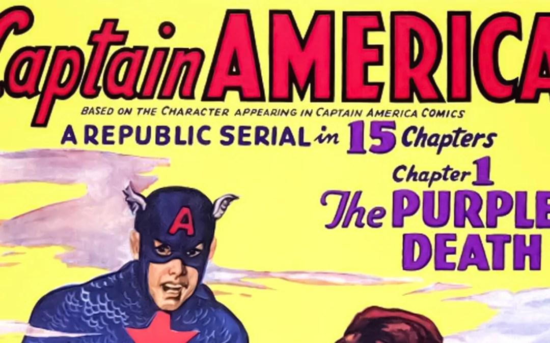 Les Ateliers de Podcastine – Épisode 2 : Les origines de Captain America