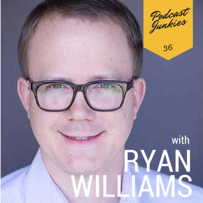 036 Ryan Williams | Find Your Podcasting Niche