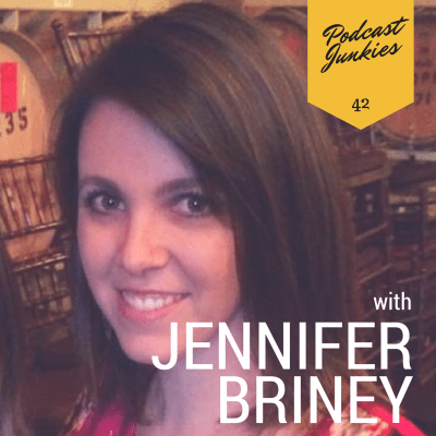 042 Jennifer Briney | I Actually Enjoy Reading the Bills, Which Means I