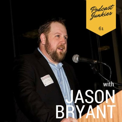 061 Jason Bryant | Persistence and Perseverance, On and Off the Mat