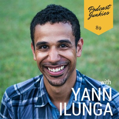 089 Yann Ilunga | Stepping out of Your Comfort Zone Is Not as Scary as It Seems