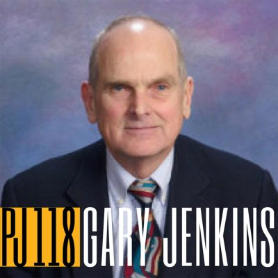 118 Gary Jenkins | Investigator of Organized Crime Tells All