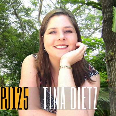 125 Tina Dietz | The Magic and Intimacy of Podcasting and Overcoming Your Fears To Find Success