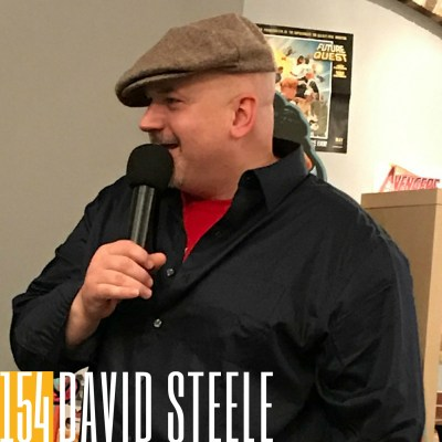 154 David Steele | How the Podcaster Met the Dungeon Master