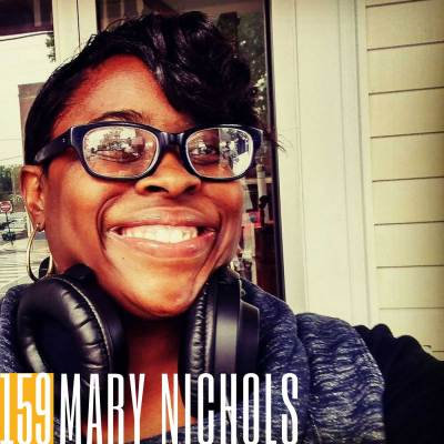 159 Mary Nichols   Mixing the Serious and the Silly
