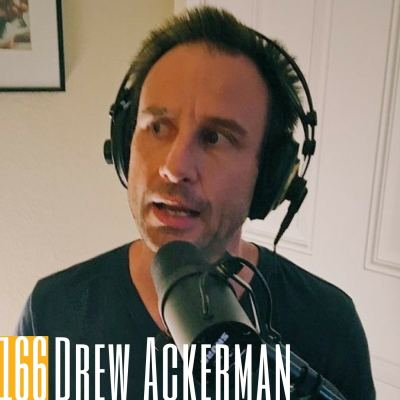 166 Drew Ackerman | How One Man is Helping People Fall Asleep
