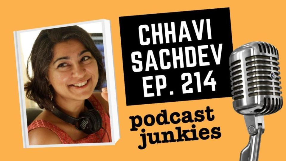 India's 2nd Podcaster Ever with Chhavi Sachdev