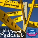 Indie Travel Podcast Holiday Episode | Holiday Podcast Episode Recommendations
