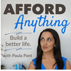 Afford Anything Podcast with Paula Pant | Lessons About Money Management, Habit Forming, Prioritizing, and More! Great podcast episode for making New Year's resolutions.