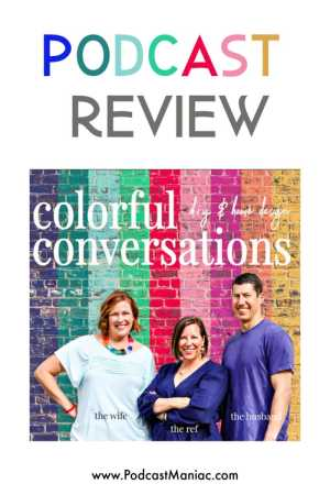 Podcast Review: Colorful Conversations